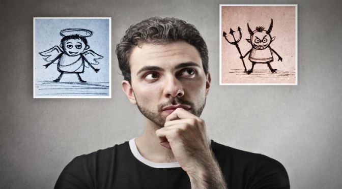 LMR Q&A Tuesday:  Why won't the Narcissist make up his mind?
